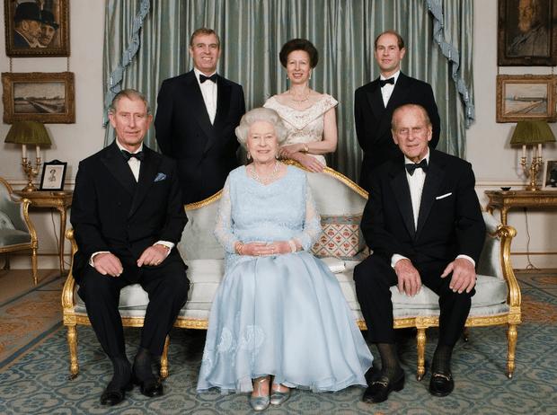 Фото №3 - Какой совет принц Филипп дал принцу Эндрю после скандала