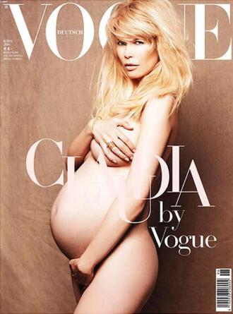 Фото №7 - Обнаженная беременность: теперь нормально