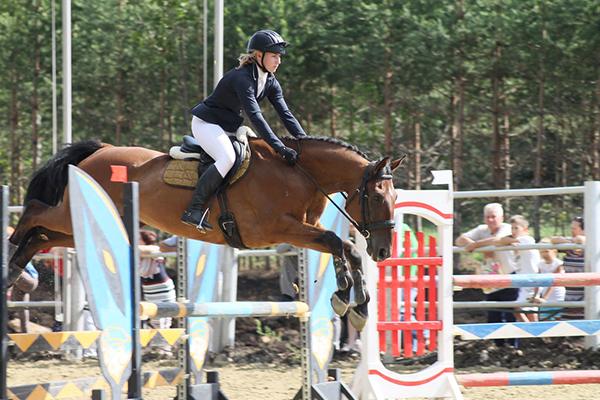 Фото №28 - Девушки на коне: самые романтичные наездницы Ульяновска