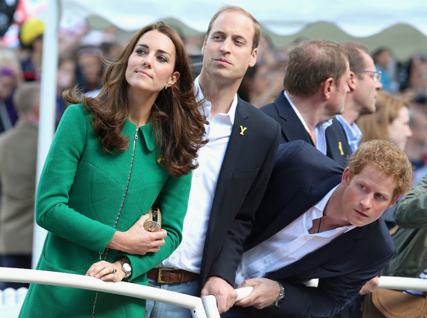 Фото №2 - Разбитое сердце Кейт: как прошла последняя встреча принца Гарри и герцогини Кембриджской