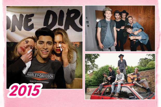 Фото №14 - Эволюция One Direction: как парни изменились за 5 лет?