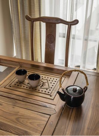 Фото №9 - Таунхаус под Казанью для любителя чайных церемоний