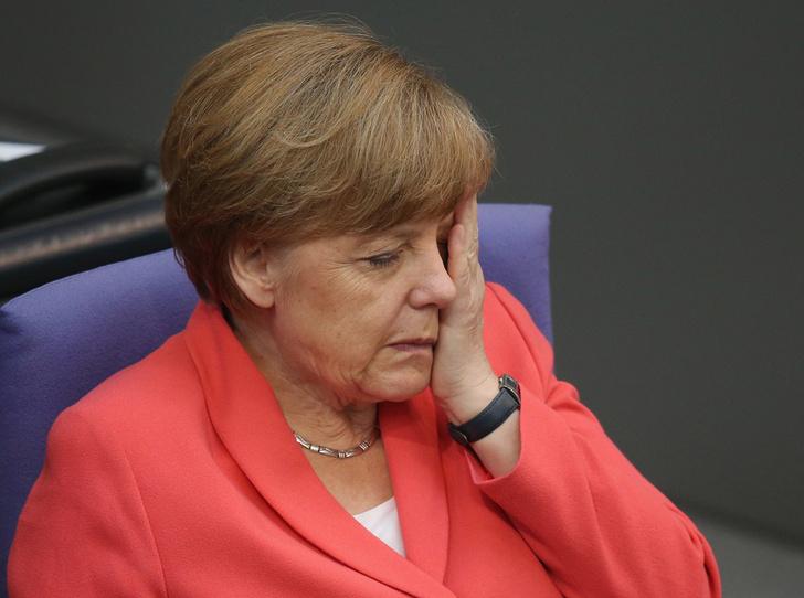 Фото №2 - Фатальная ошибка или хитрый ход Ангелы Меркель