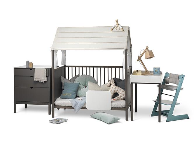 Фото №1 - Новинка: мебель Stokke, которая «растет» с ребенком