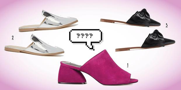 Фото №3 - Мюли, бабуши, биркенштоки и другие непонятные названия обуви