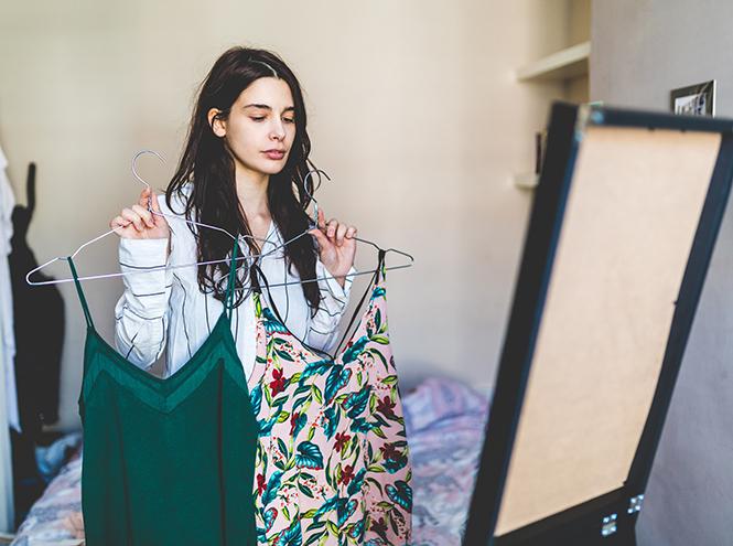 Фото №3 - Что такое гардероб-велнес, и почему от некоторых вещей нужно срочно избавиться