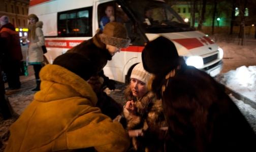 Фото №1 - Смольный назвал число петербуржцев, пострадавших от гололеда