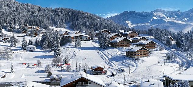 Фото №4 - 10 лучших горнолыжных курортов Швейцарии