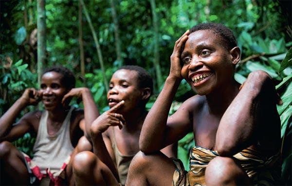 Фото №1 - Таинственный сожитель африканцев