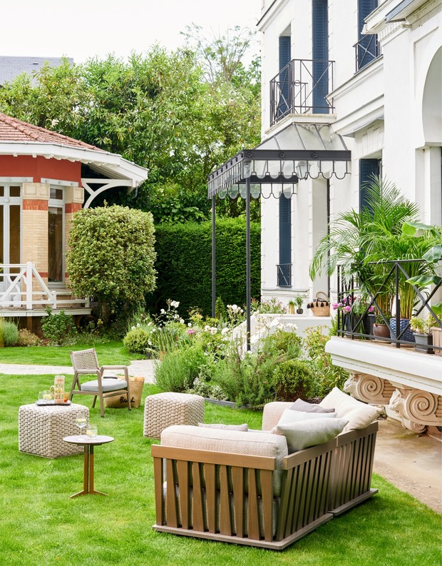Фото №2 - Дом в предместье Парижа для семьи с тремя детьми
