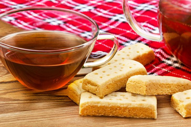 Фото №5 - К чаю: что королевские особы предпочитают есть на полдник