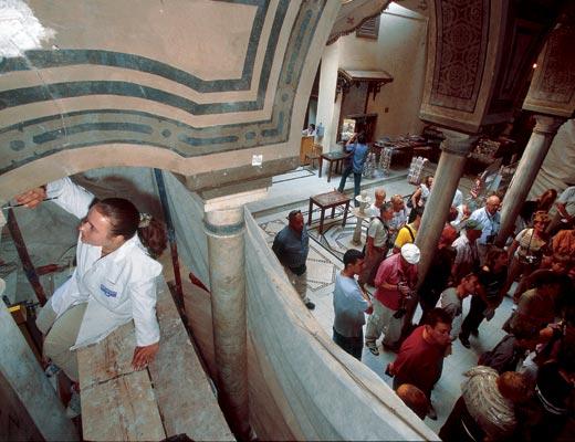 Фото №1 - Эль-Муалляка — надвратная церковь Богородицы