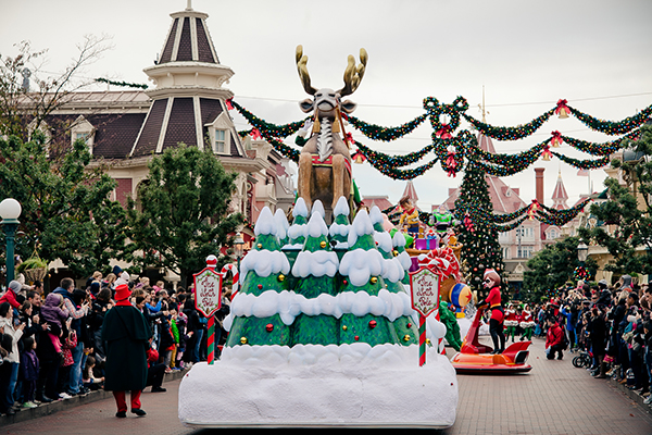 Фото №6 - Победители нашего юбилейного конкурса отправились в Disneyland Париж