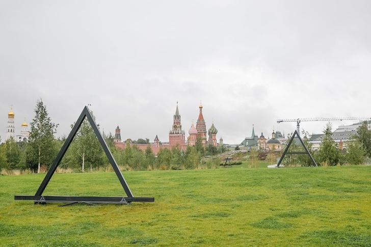 Фото №2 - Выставка номинантов второй московской арт-премии открылась в «Зарядье»