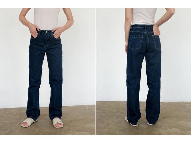 Фото №8 - У каких марок искать джинсы для высоких девушек?