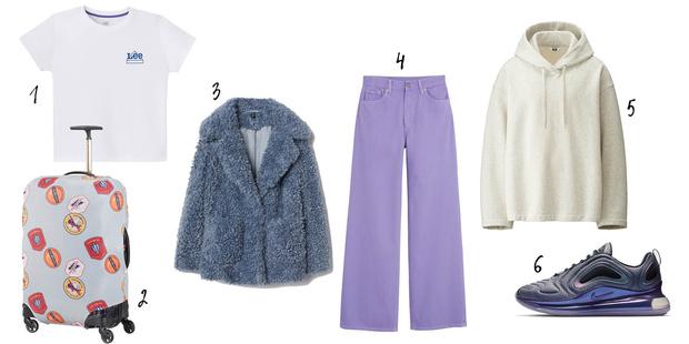 Фото №3 - В стиле Джиджи Хадид: с чем носить брюки клеш, чтобы выглядеть модно