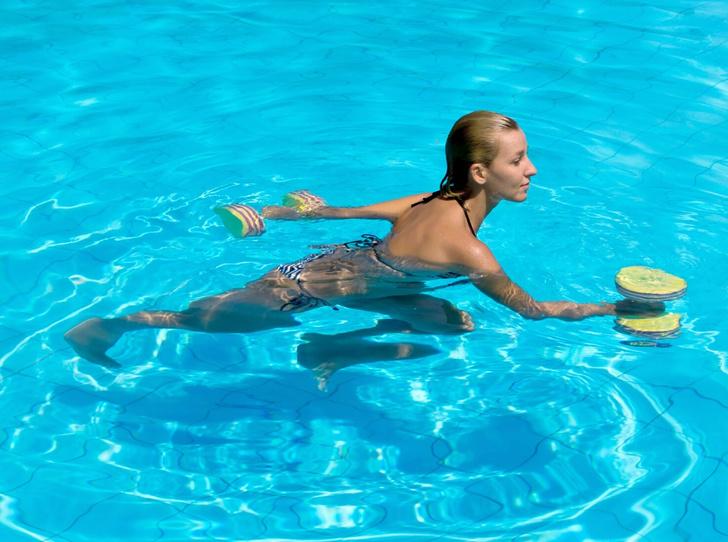 Фото №3 - Курс на лето: 7 упражнений, чтобы привести фигуру в порядок
