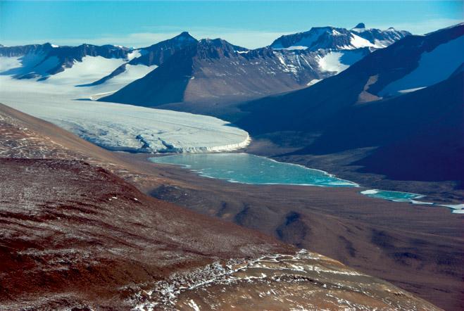 Фото №2 - Песчаные дюны Антарктиды: cамое сухое место на Земле