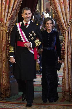 Фото №4 - Монарх без изъяна: за что испанцы любят короля Филиппа VI