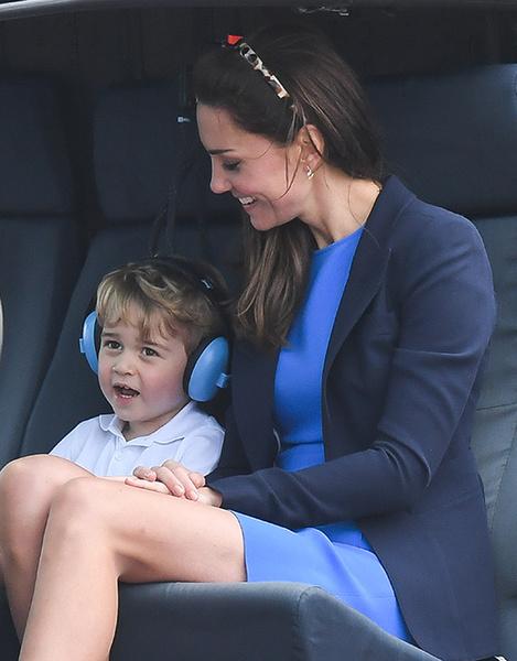 Фото №15 - Кризис трех лет по-королевски: принц Джордж показал характер