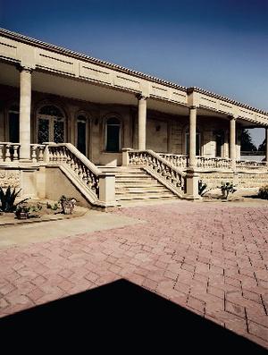 Фото №5 - Дом и мастерская Таира Салахова в Баку