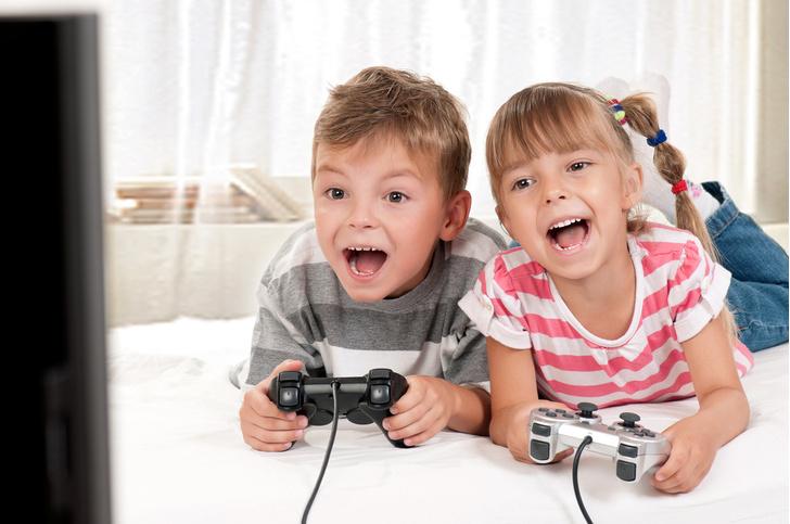 Фото №1 - Ученые доказали пользу видеоигр для детей