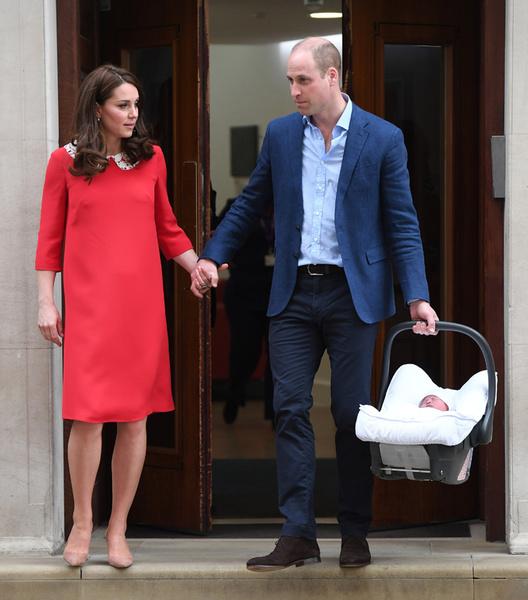 Фото №5 - Почему Кейт Миддлтон поспешила покинуть госпиталь после родов