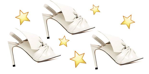 Фото №2 - Дорого-дешево: туфли с бантом