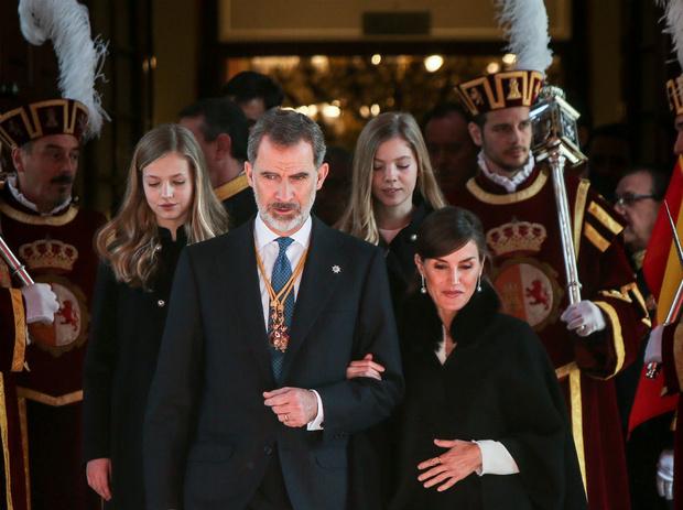 Фото №5 - Всегда вторая: ждет ли испанскую инфанту Софию «проклятие запасных наследников»