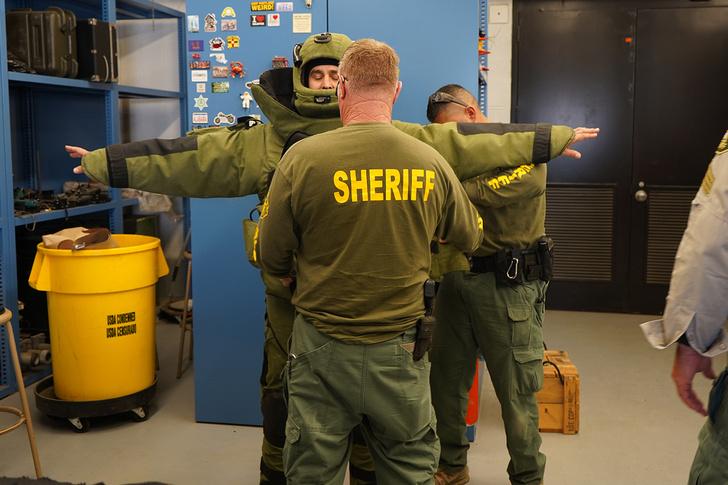 Фото №3 - Профессия— сапер: как работают те, кто останавливает взрывы