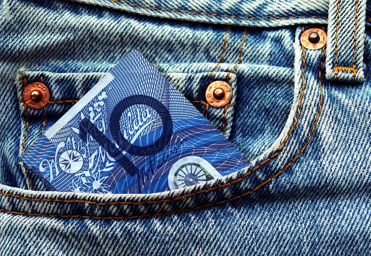 Фото №1 - Для чего на самом деле нужен маленький кармашек на джинсах