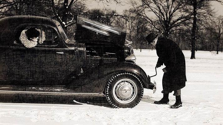 Фото №2 - Тест: Для чего эти штуки на старых автомобилях?