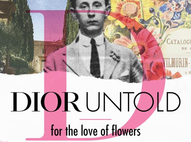 Фото №1 - Dior запускает серию подкастов «Dior Untold»