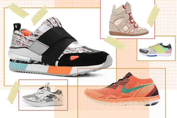 Фото №7 - Эволюция кроссовок
