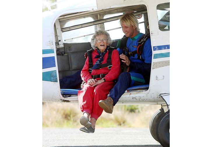 Фото №2 - Пенсионеры-герои: 9 человек, для которых старость стала самым захватывающим периодом жизни