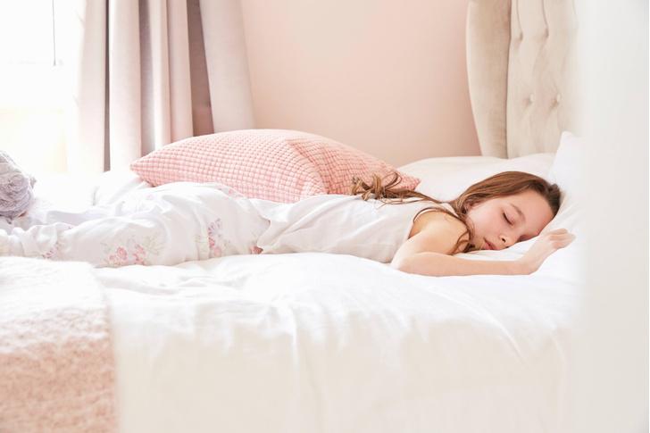 Фото №1 - Ученые объяснили, что позволяет спать меньше