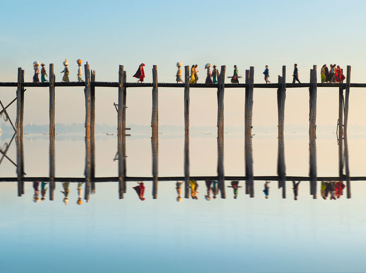 Фото №2 - Будда правит Бирмой, или отдых в Мьянме