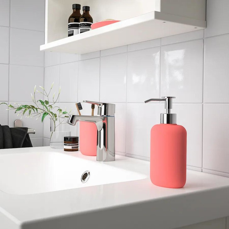 Фото №3 - Яркая ванная комната: 5 простых идей