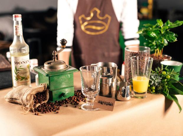 Фото №6 - 5 нескучных кофейных напитков для длинной рабочей недели