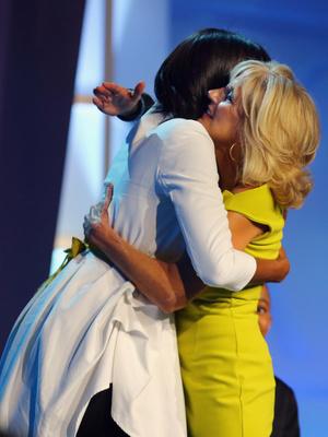 Фото №13 - Когда Мишель встретила Джилл: трогательная дружба двух Первых леди США