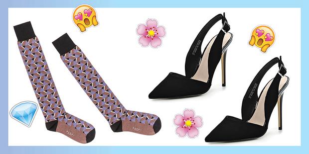 Фото №4 - Как сочетать носки с босоножками, туфлями и ботинками