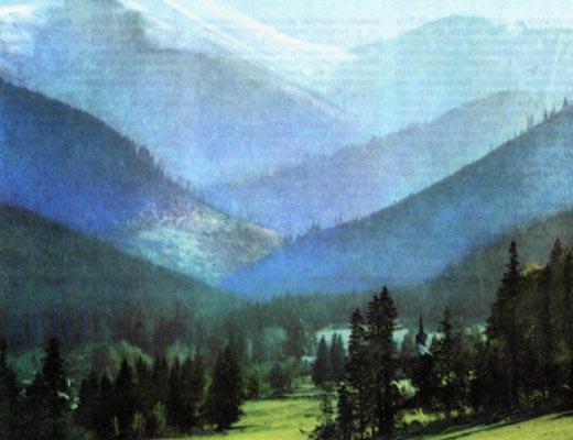 Фото №1 - Вершины высоких Татр