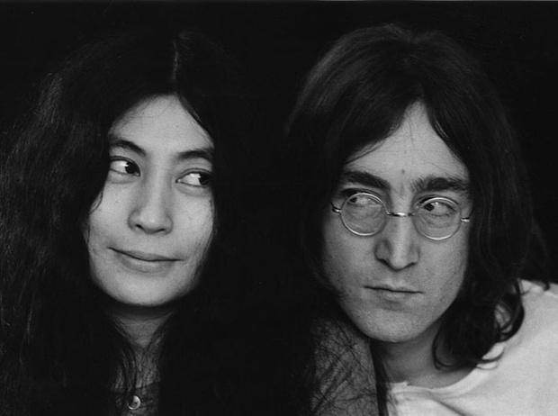 Фото №2 - Одна душа на двоих: история любви Джона Леннона и Йоко Оно