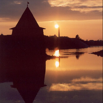 Фото №1 - На запад. Псков: крепости и Пушкин