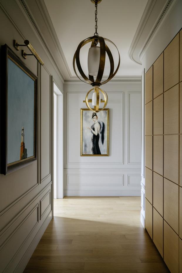 Фото №1 - Вопросы читателей: лучшие цвета для длинного и узкого коридора