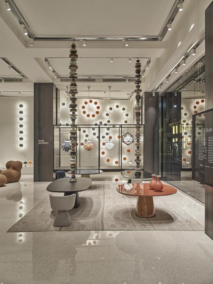 Фото №4 - D Studio: новое креативное пространство Design Holding в Милане