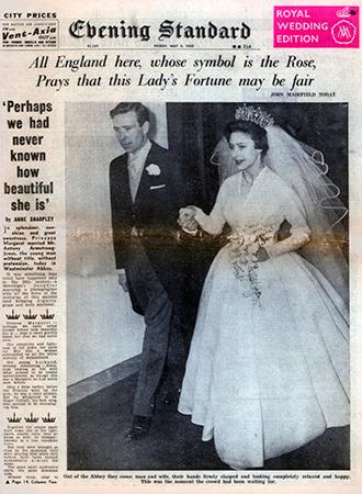 Фото №11 - Королевская свадьба #2: как выходила замуж «запасная» принцесса Маргарет