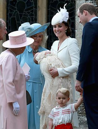 Фото №5 - Принцессу Шарлотту крестили в Норфолке
