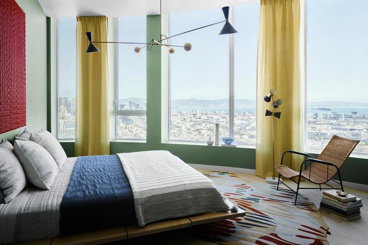 Фото №7 - Галерея коллекционного дизайна в апартаментах в Сан-Франциско