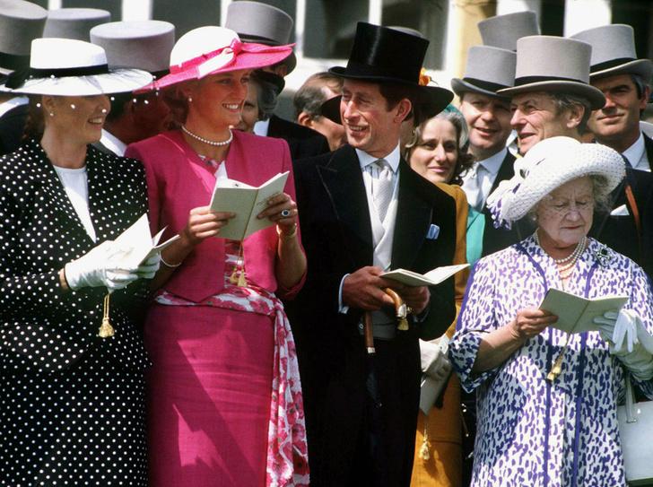 Фото №4 - Плохая партия: почему Королева-мать любила Сару Фергюсон больше, чем принцессу Диану